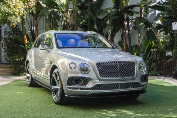 Is More Powerful Bentley Bentayga 'Coupe' scheduled for 2016?