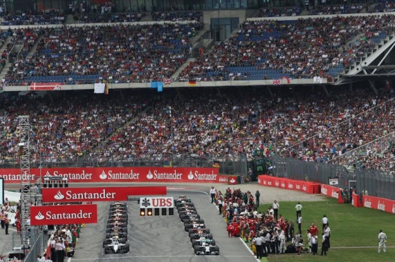 2016 Formula 1 Schedule is confirmed while US GP is Uncertain
