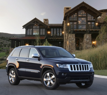 570,000 SUVs from Jeep and Dodge are being recalled by FCA