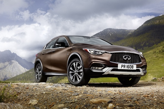 The Q30 & QX30 from Infinity are the Same Cars