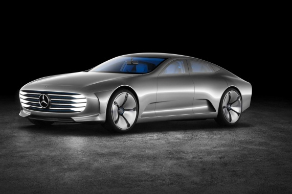 An Outstanding Platform for EVs from Mercedes