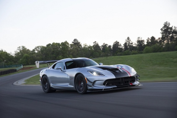 Marchione Considers a New Dodge Viper Possibility