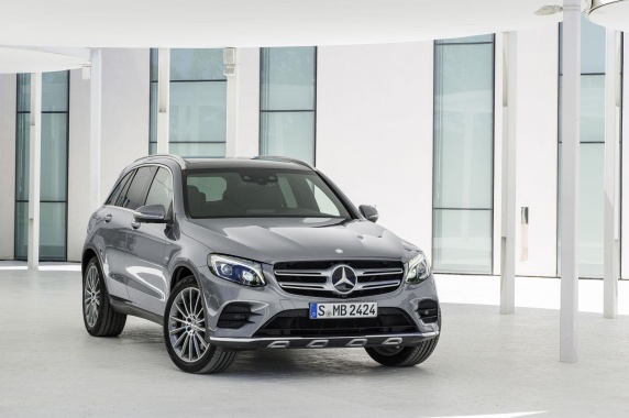 Expect Mercedes GLC F-Cell in 2017
