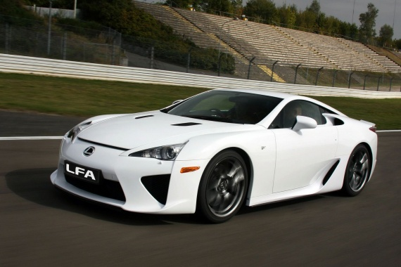 Dont Expect Lexus LFA Successor to Come out Soon