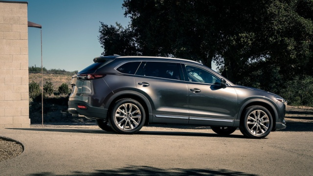 $1,500 more for 2016 Mazda CX-9