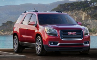 Previous-Gen GMC Acadia will coexist with New-Gen
