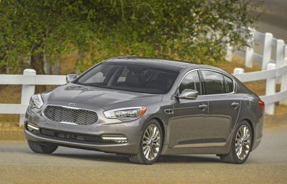 Exclusively LTE-Powered Telematics and Infotainment System for 2016 Kia K900