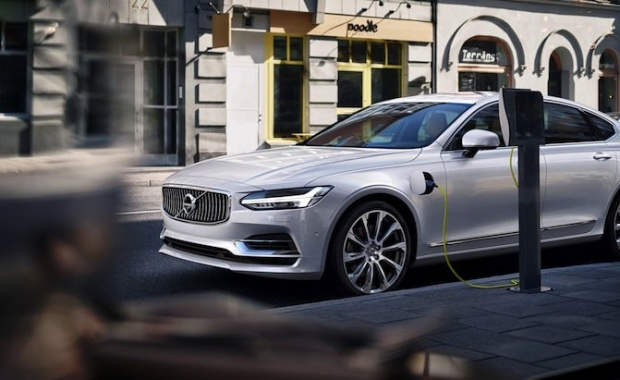1 Million EV Volvo Sales by 2025