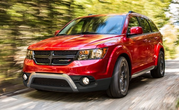 2009-2016 Dodge Journey Faced a Recall