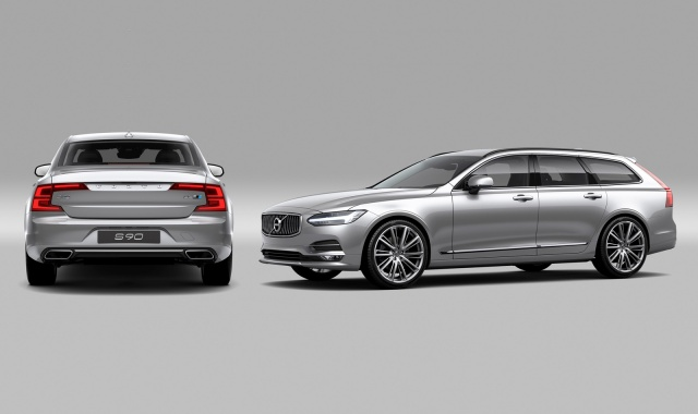 Volvo S90 and V90 Will Be Available With Polestar Performance Package
