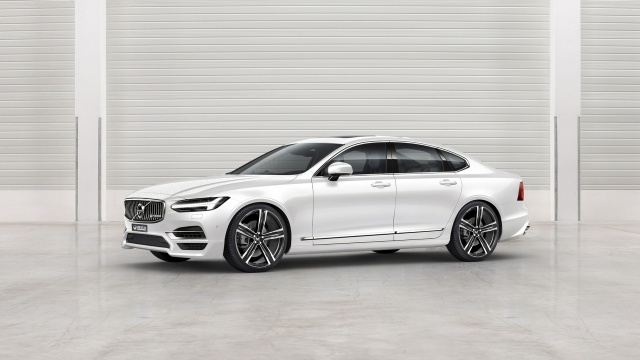 285 hp Power Boost for Volvo S90 and V90