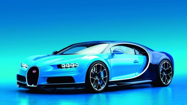 What should the Bugatti Chiron look like?