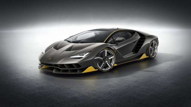 Lamborghini Centenario Celebrates the Launch