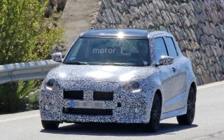 Next Year's Swift Sport from Suzuki