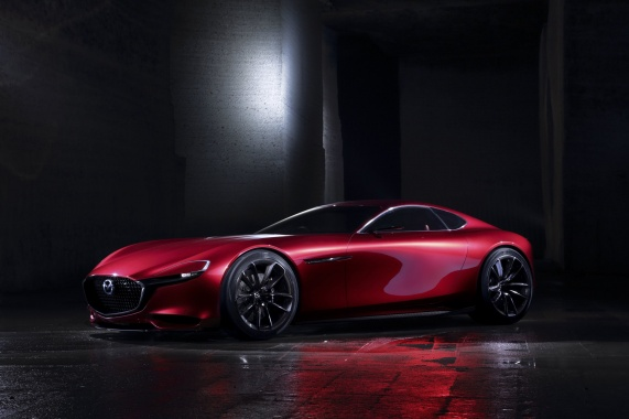 Mazda RX-9 To Come In 2020
