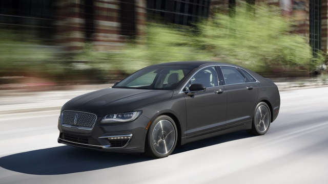 2017 Lincoln MKZ Is Safe!