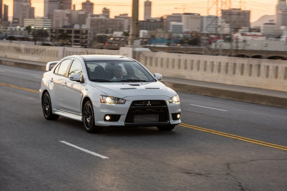 $76,400 for Final Mitsubishi Evo