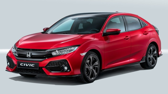 2 VTEC Turbo Engines For 2017 Honda Civic