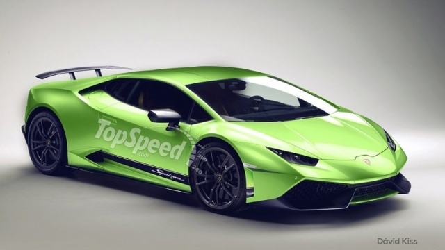 Huracan Performante Trademark Of Lamborghini