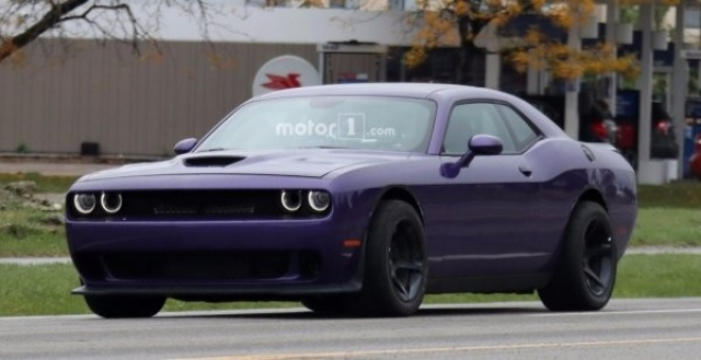 Mean Outlook Of Dodge Challenger ADR