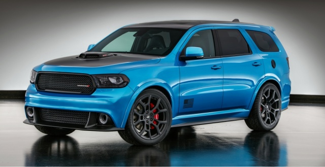 Durango Shaker Concept From Dodge