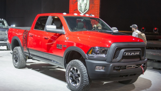 $53,015 For 2017 Ram Power Wagon
