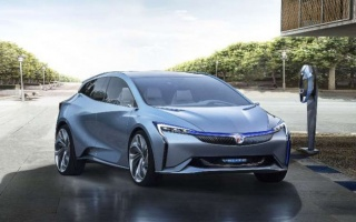 New Family of Plug-in Hybrids from Buick Velite
