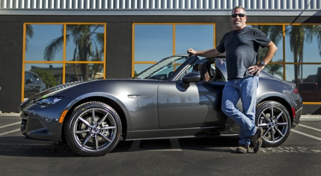 MX-5 Miata RF From Mazda Will Come To America 2 Months Earlier