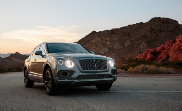 Loose Fasteners In Bentley Bentayga Caused A Recall