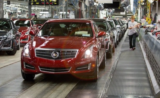 GM Stops The Work Of Its Factories This January