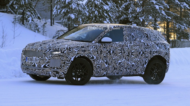 Jaguar E-Pace Can Undercut The F-Pace