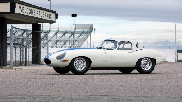 See The Most Expensive E-Type From Jaguar