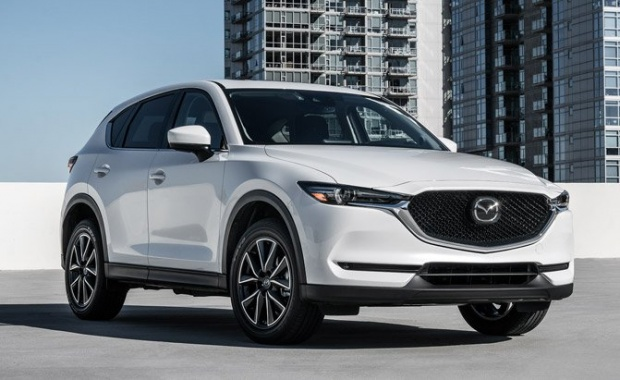 Expect This Year's Mazda CX-5 In Late March
