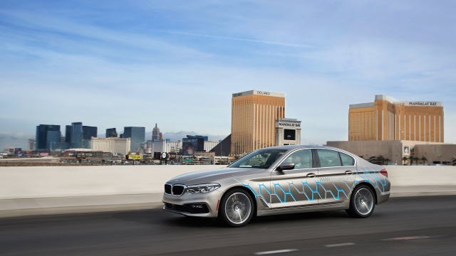 Completely Autonomous Level 5 Vehicle From BMW Will Come Out by 2021