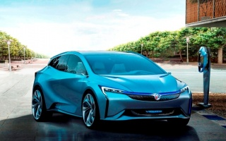 China, Expect Buick Velite 5 With Chevy Volt Roots