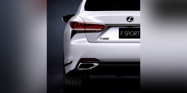 New York, Expect 2018 Lexus LS F-Sport Pack Debut