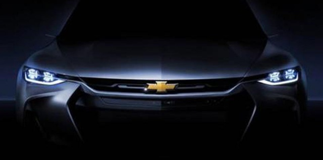 Shanghai, Meet Plug-In FNR-X SUV Concept From Chevrolet