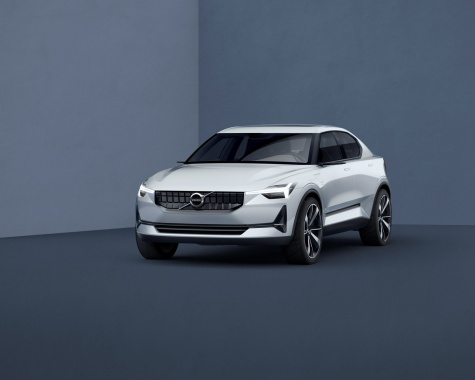 Volvo Might Come Up With Smaller S20, V20 and XC20 Models