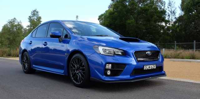 Get 2017 WRX S-Edition From Subaru