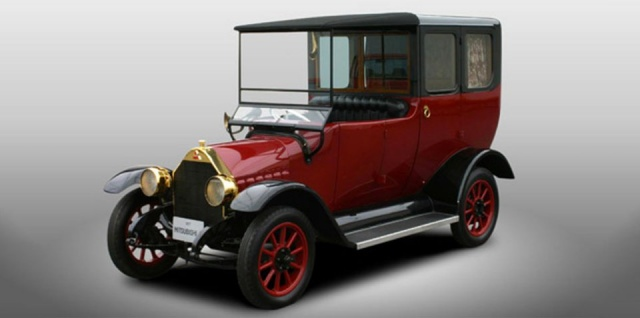 100th Birthday Of Mitsubishi's 1st Car Comes With A Twist!