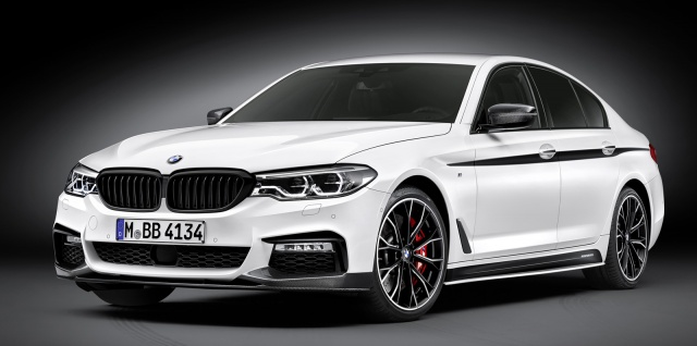 More Accessories For 2017 BMW 5 Series