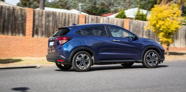 Expect To See Honda HR-V Update Soon