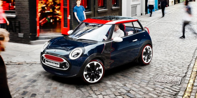 Latest News On Mini Sedan And Superleggera Roadster