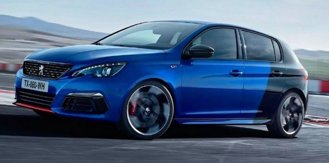 2018 Peugeot 308 GTi Can Be Seen On Twitter