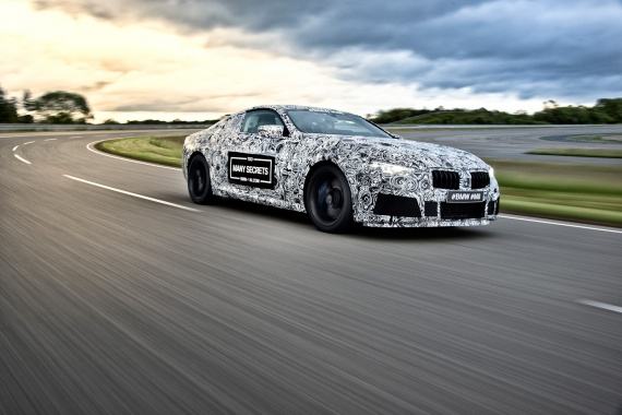 BMW Returns To Le Mans!