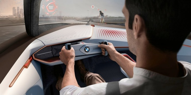 BMW Will Remain With A Steering Wheel, Always