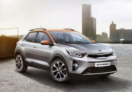 Stonic Crossover From Kia Should Come Out In July