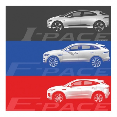 Jaguar Announces Price For E-Pace, But Nothing Else