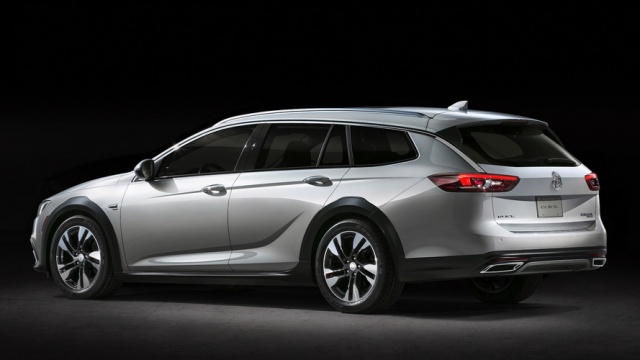 Next Year's Buick Regal TourX Will Cost Under $30K