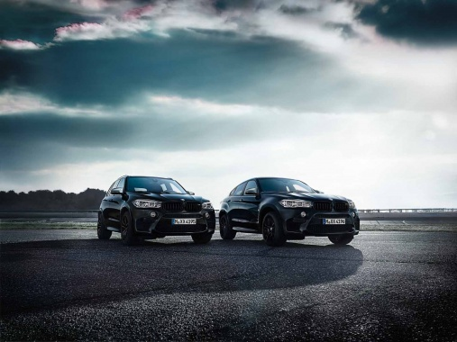 X5 M And X6 M Black Fire Editions From BMW Are SUVs Inspired By Motorsport
